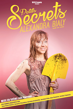 Affiche Alexandra  Bialy Site