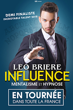 Affiche Influence   Site