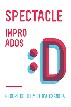 Spectacle Cours Ados 2018 Site