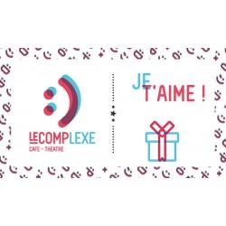 Carte Cadeau téléchargeable de 18 à 74€